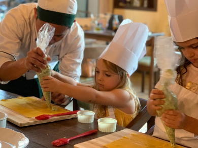 Ravioli & Co has launched two fun-filled family weekend activities