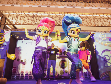 Dubai Shopping Festival 2020: Nickelodeon Rocks is coming to City Centre Mirdiff