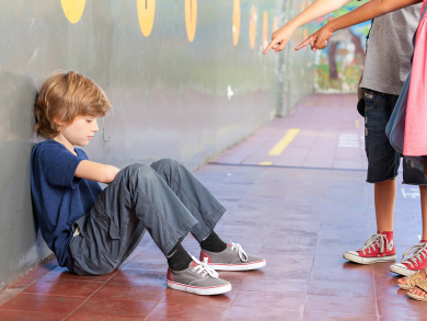 How UAE parents can help their kids beat the bullies