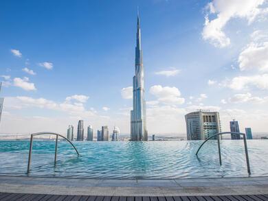 First Look: World-famous restaurant Cé La Vi opens in Dubai