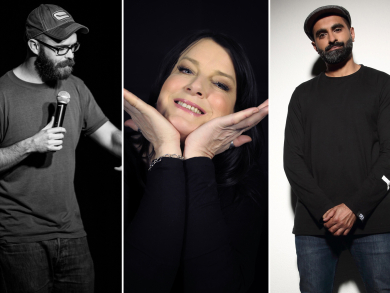 Line-up revealed for The Laughter Factory's February gigs in Abu Dhabi and Dubai