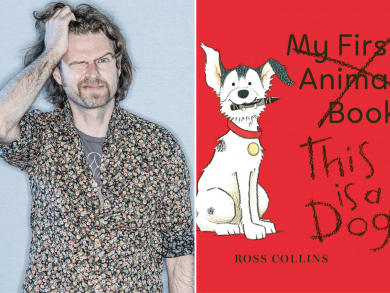 Emirates Festival of Literature 2020: Ross Collins is coming to Dubai