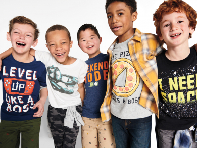 Get up to 100 percent off at Carter's