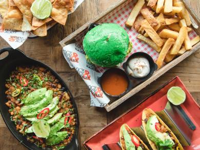 Lock, Stock & Barrel JBR launches vegetarian and vegan menu