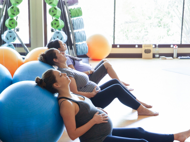 UAE mums-to-be can sign up for a prenatal wellness retreat