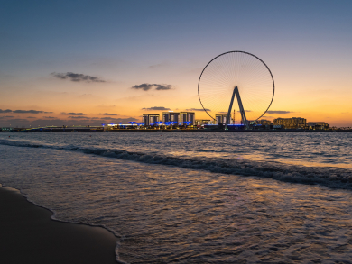 Ain Dubai opening date to coincide with Expo 2020
