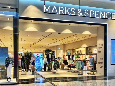 A brand-new M&S has opened in Dubai