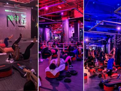 Dubai charity fitness session to raise funds for Australian bushfires