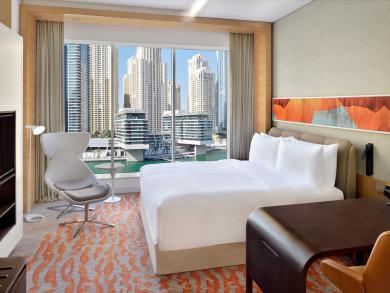 Brand-new hotel Crowne Plaza Dubai Marina now open