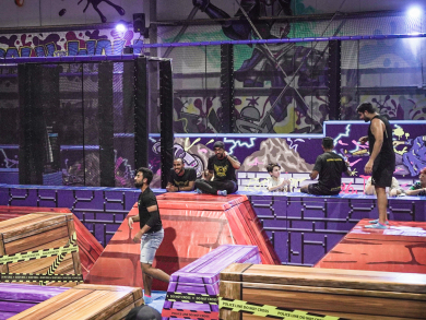 Get half price entry to Street Maniax in January