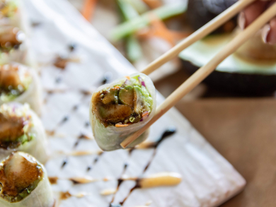 Here's where to get free sushi in Dubai this weekend