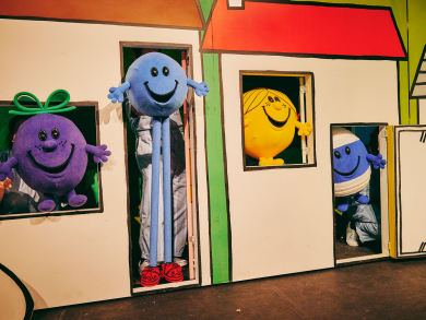 The Mr Men Show is coming to Dubai