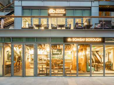 New hyper-local Indian restaurant and bar Bombay Borough opening in DIFC