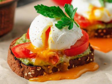 Brilliant breakfasts in Dubai