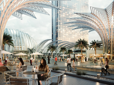Dubai's Nakheel Mall: everything you need to know