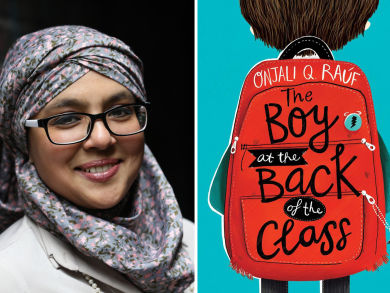 Emirates Festival of Literature 2020: We speak to Onjali Q. Raúf