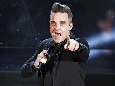 Reviewed: Robbie Williams at The Pointe in Dubai
