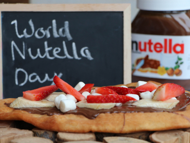 Where to celebrate World Nutella Day 2020 in Dubai