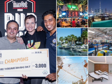 Awesome prizes revealed for Time Out Dubai's Big Quiz