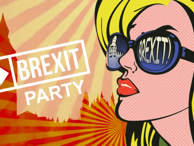 Dubai bar to hold Brexit party this weekend
