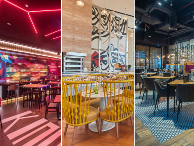 Five new restaurants to try in Dubai