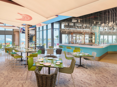 Get a two-course lunch at Torno Subito for under Dhs200