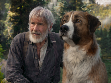 The Call of the Wild is coming to cinemas across the UAE in February