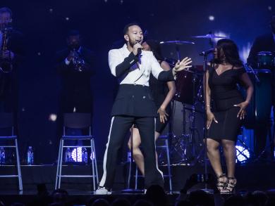 Review: John Legend live in Dubai