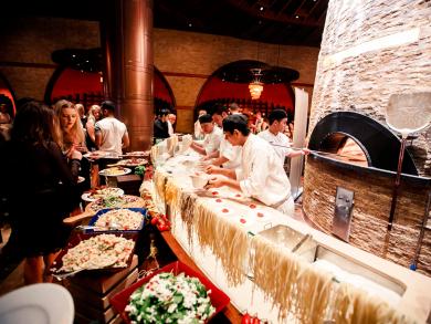 Atlantis The Palm's Cirque De Cuisine returns for huge one-off brunch