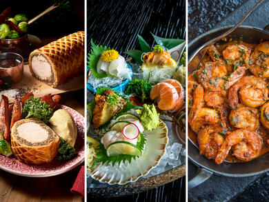 Dubai's best restaurants 2020