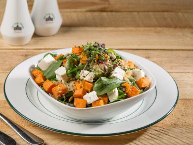 The Irish Village Dubai launches new menu featuring vegan dishes
