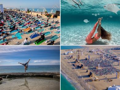 Huge yoga festival XYoga returns to Dubai this month