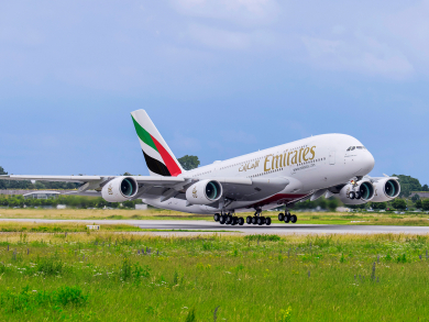 Three new flight routes for the UAE in 2020