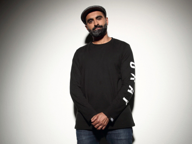 Comedian Tez Ilyas on coming to the UAE with The  Laughter Factory
