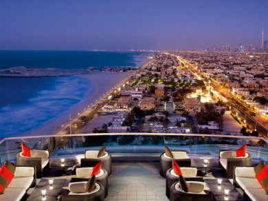 Valentine's Day in Dubai: couples' dinner deals