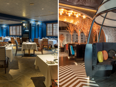 Head to two of Dubai's most inventive Indian restaurants this week