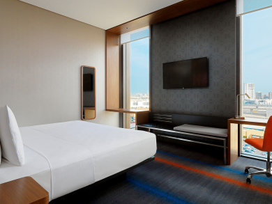 Dubai's Aloft Me'aisam launches hotel stay and dine deal