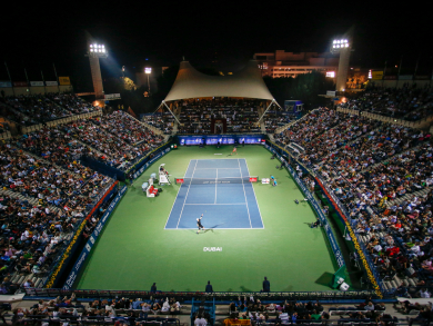 Dubai Duty Free Tennis Championships 2020: what you need to know