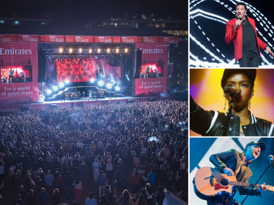 Emirates Airline Dubai Jazz Festival 2020: your essential guide