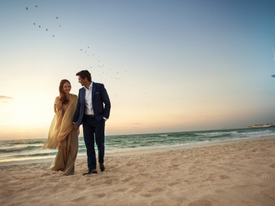 Follow your heart to Jumeirah this Valentine's Day
