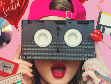 V Lounge Dubai to throw the ultimate '90s-themed Valentine's party
