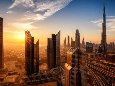 Dubai's top sundowner bars