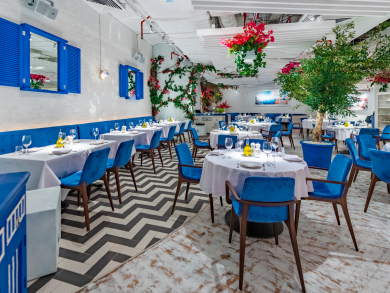 Greek restaurant OPA Dubai launches new menu items