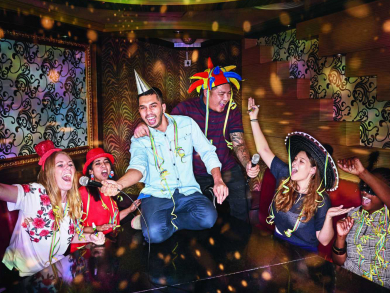 Six top places to do karaoke in Abu Dhabi and Dubai