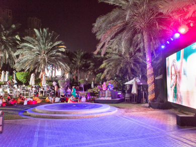 Wavebreaker Dubai offering discount equal to your age