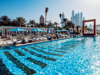 DRIFT Beach Dubai is offering discounts throughout February