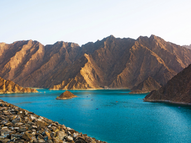 Dubai's Hatta to host major half-marathon run