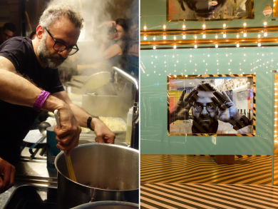 Dine with world-famous chef Massimo Bottura in Dubai this week