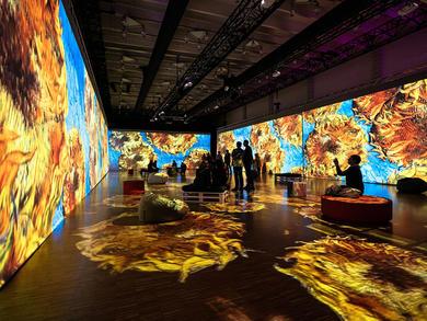 Dubai's Madinat Jumeirah to launch all-new Theatre of Digital Art Dubai