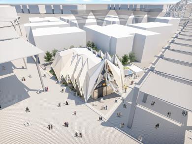 Emirati-designed Expo 2020 Dubai Live Pavillion set to 'inspire millions'